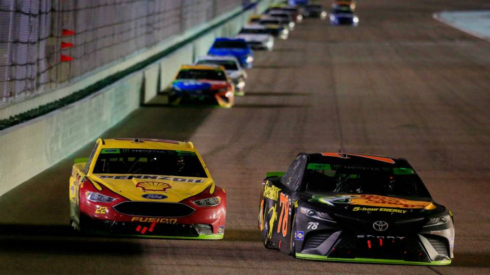 Martin Truex Jr. comes up just short of fairytale finish with Furniture Row