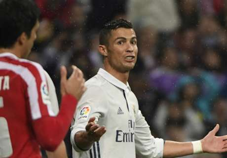 Ronaldo boo boys baffle Zidane