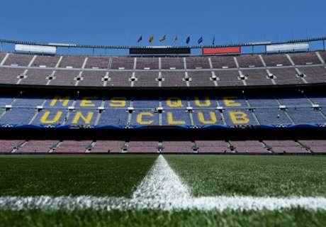 Barcelona announce record revenue