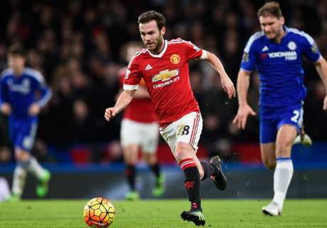 Mata touched by Chelsea applause