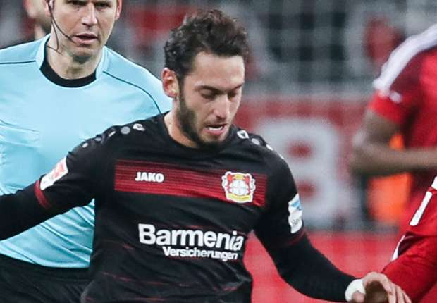 Milan signing Calhanoglu eager to prove his worth after ban