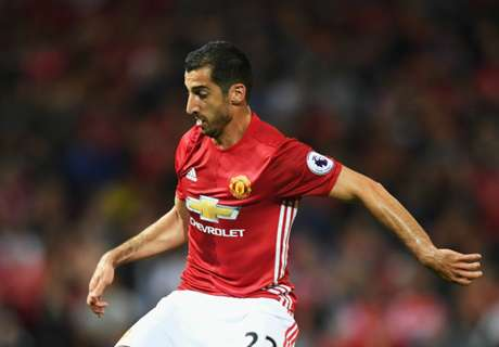 Mkhitaryan likely to miss City game