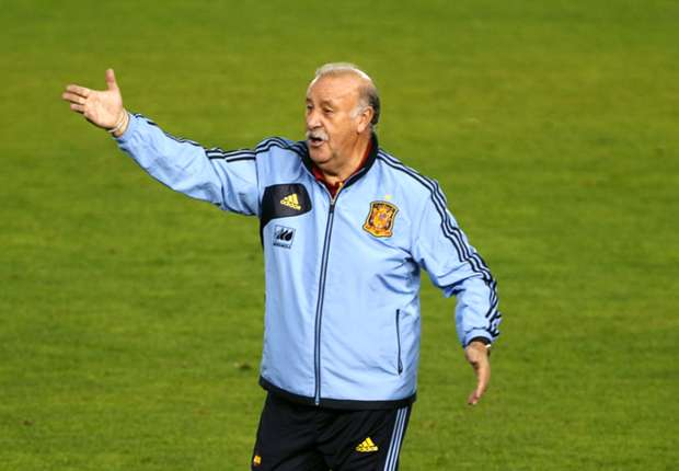 Del Bosque: A Spanish player should have won Ballon d'Or
