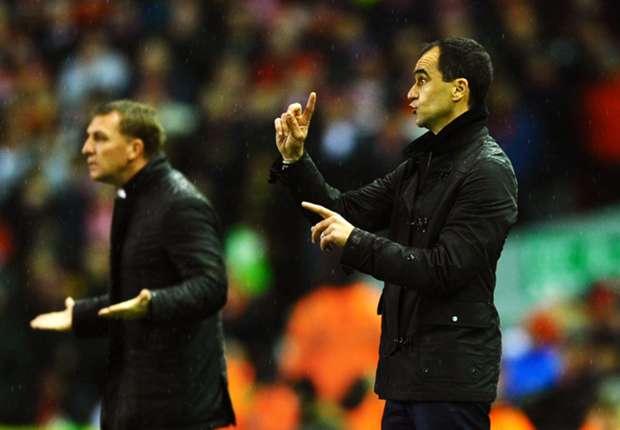 Martinez: Everton's derby defeat can strengthen top-four bid