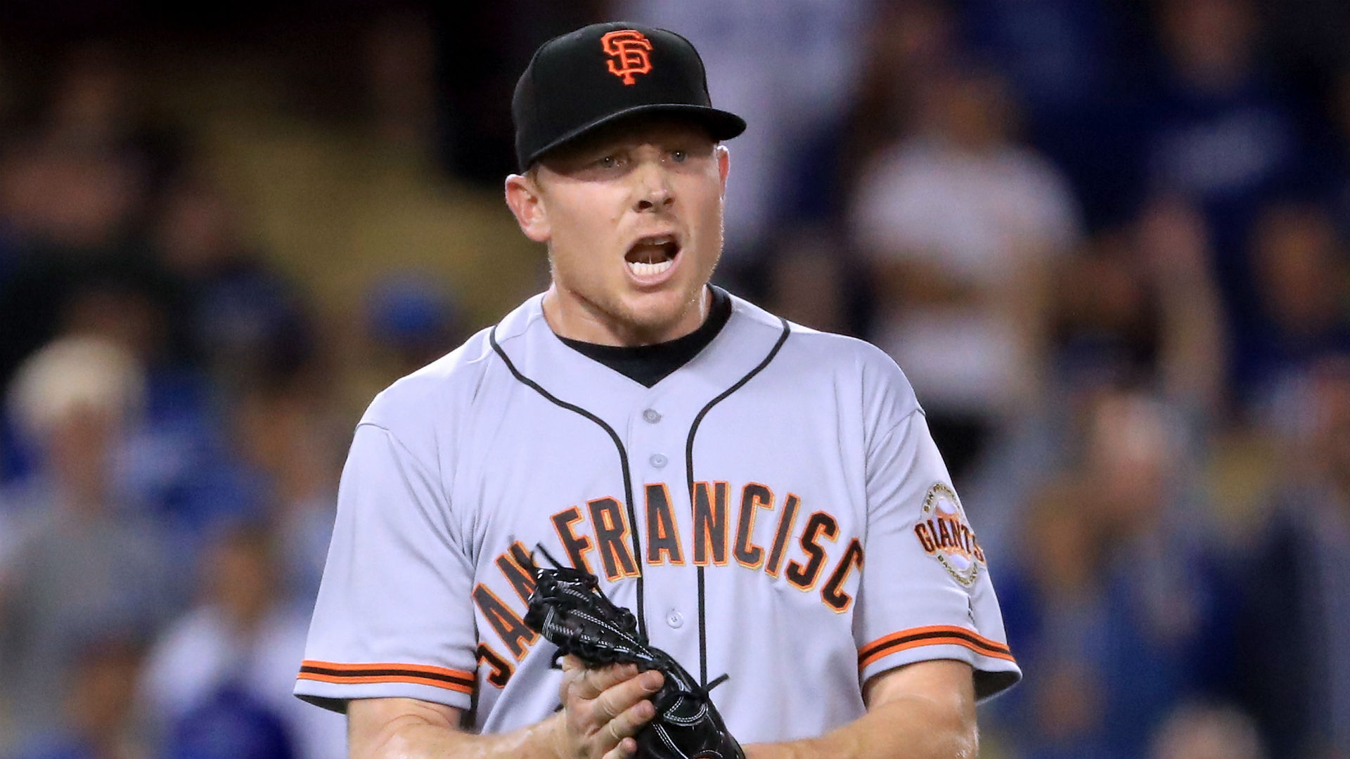 Giants activate closer Mark Melancon from disabled list