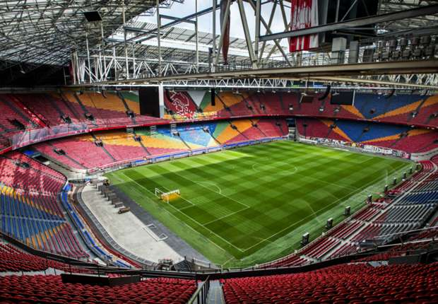 Ajax stadium potentially renamed johan cruyff arena for Arena amsterdam