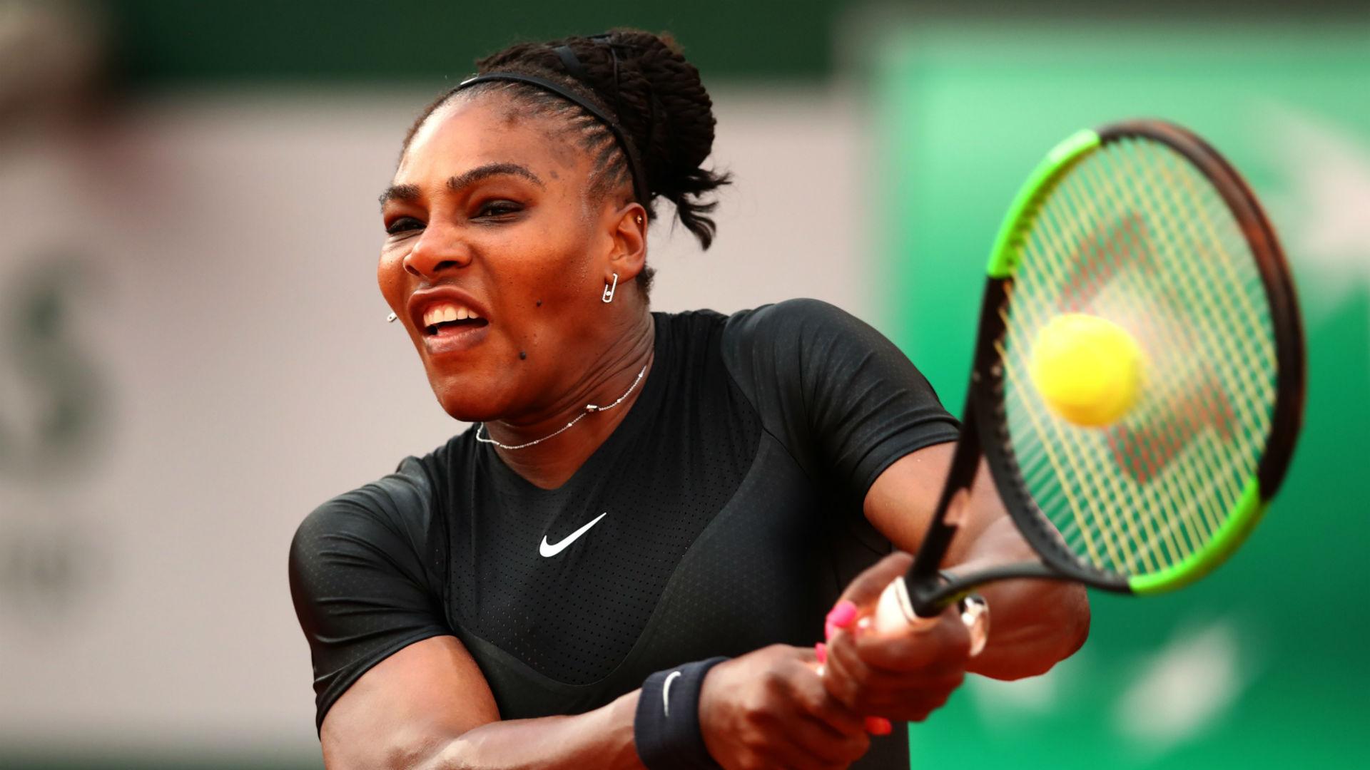 French Open 2018: Serena Williams dominates, sets up Maria Sharapova showdown
