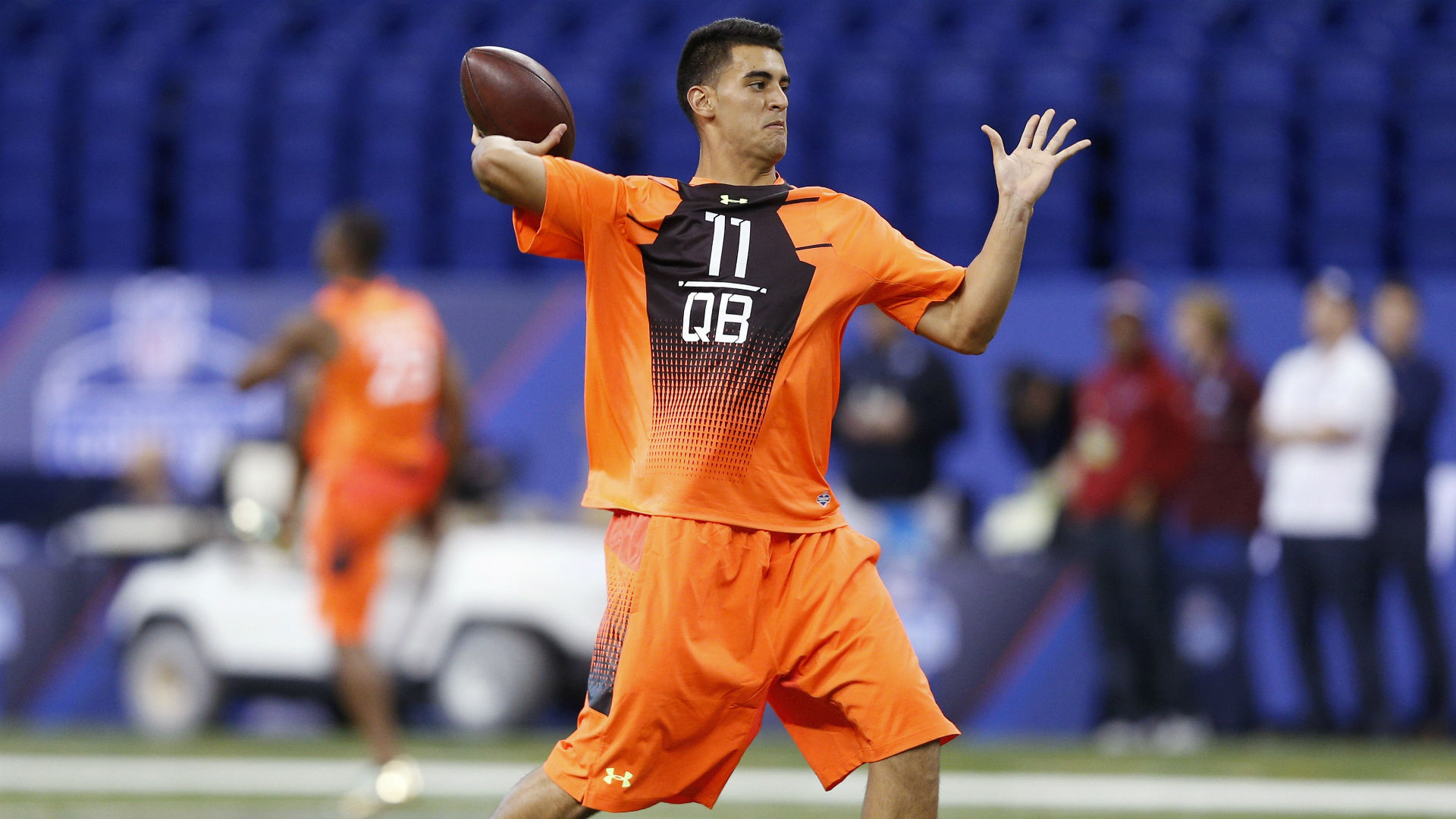 Report: Marcus Mariota will not attend NFL Draft
