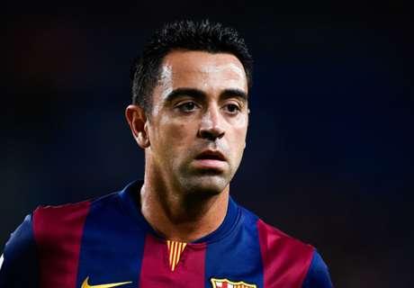 Barça, la 500ème pour Xavi