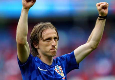 Modric 'honoured' to be Croatia captain