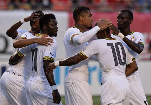 Five things we learnt from Ghana vs South Korea game
