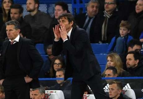 Conte: Chelsea are great men