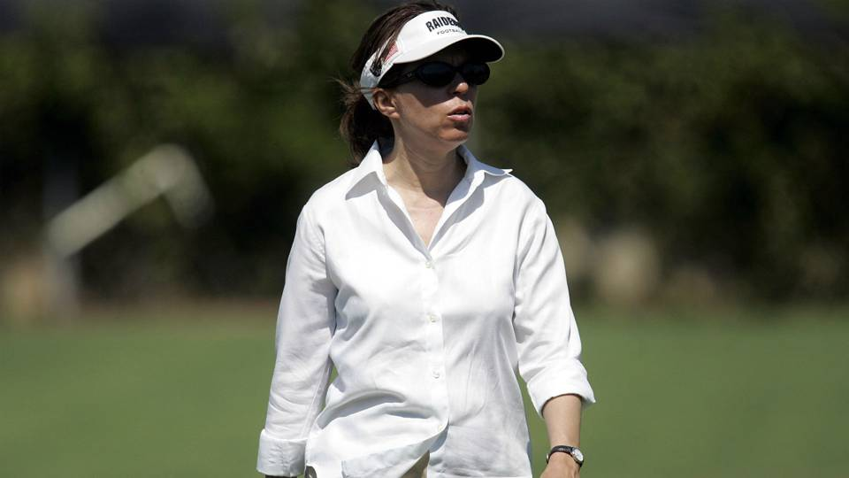 Amy Trask, former Raiders CEO