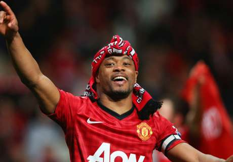 Evra to Carrick: I'm coming home!