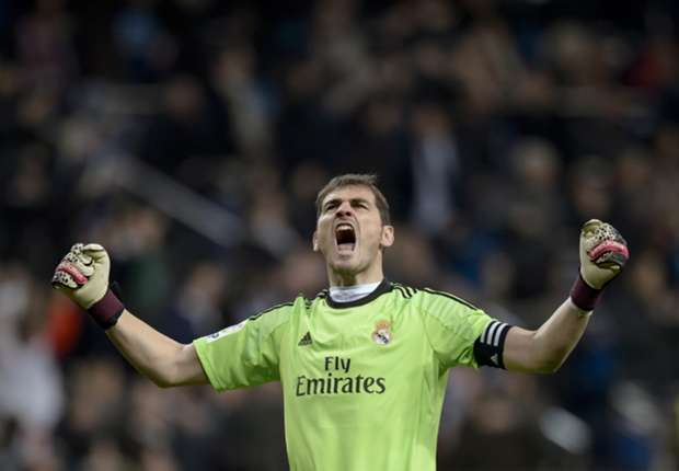 Casillas: I want to win Madrid's first treble