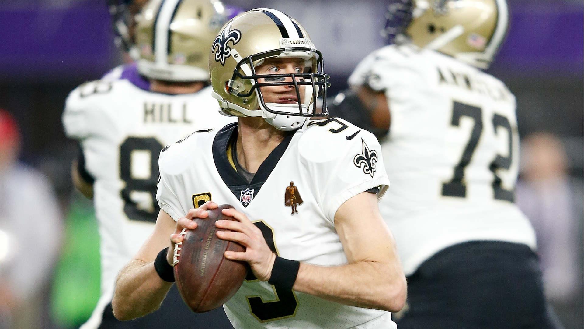 GM Mickey Loomis: The Saints want Drew Brees