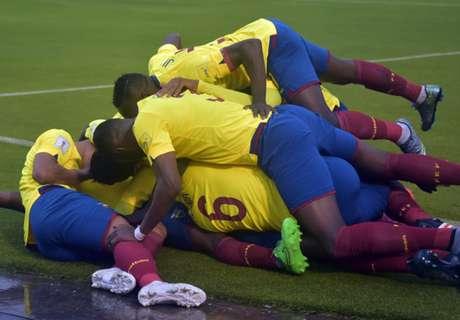 REPORT: Ecuador 2-0 Bolivia