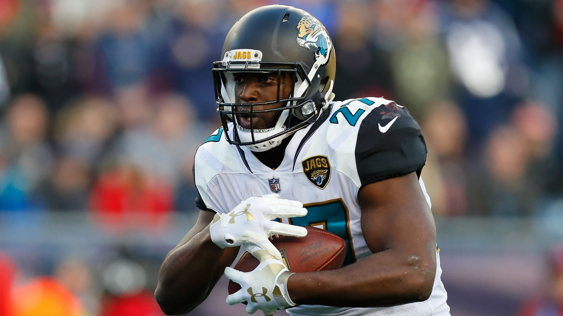 Leonard Fournette injury update: Jaguars RB won't play vs. Titans, report says