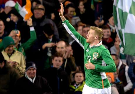 McClean blasts Ireland critics
