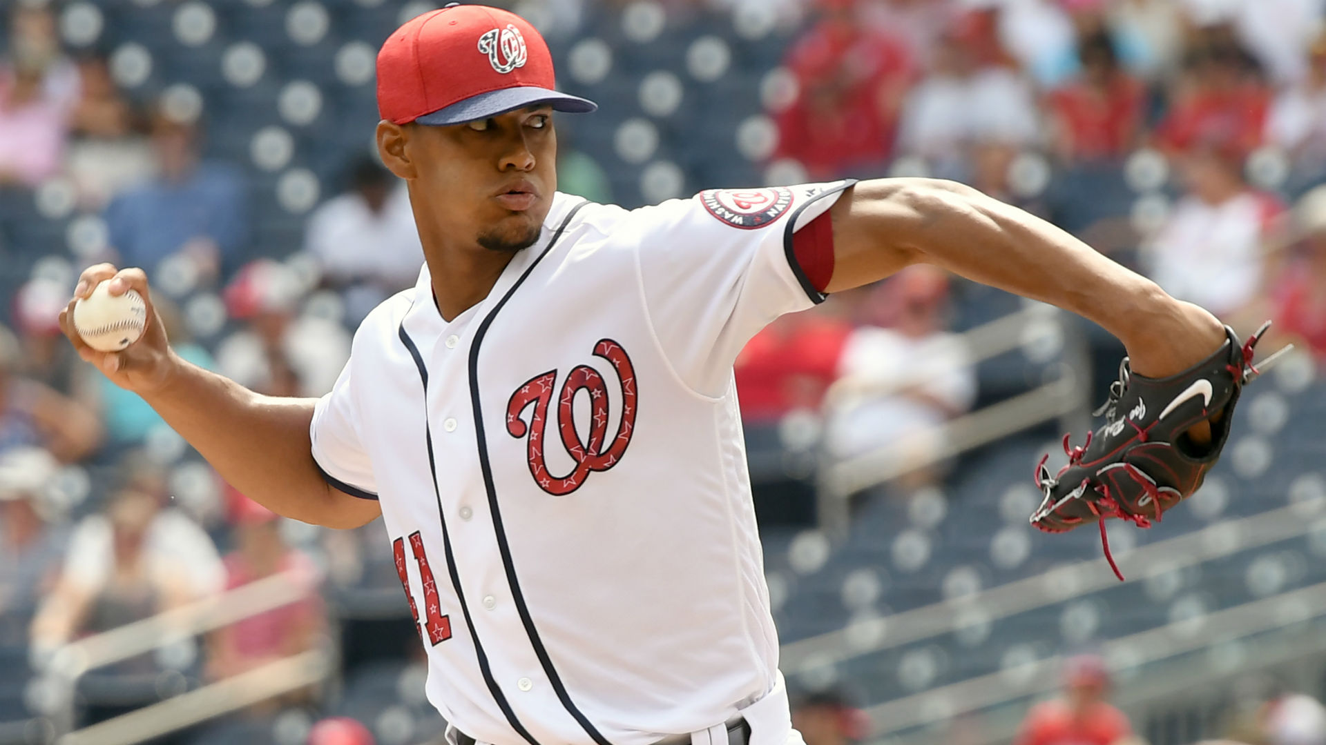 Nationals put Joe Ross (triceps) on disabled list