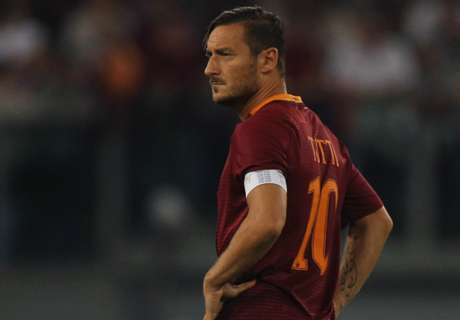 Rossi: Totti the best of last 20 years