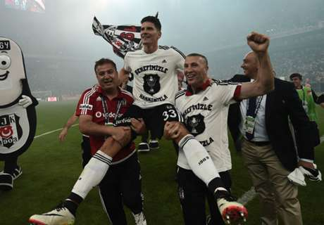 Besiktas claims Super Lig title