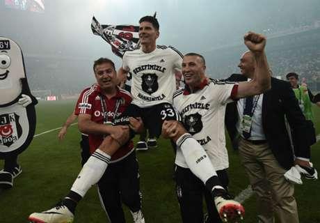 Besiktas claim Super Lig title