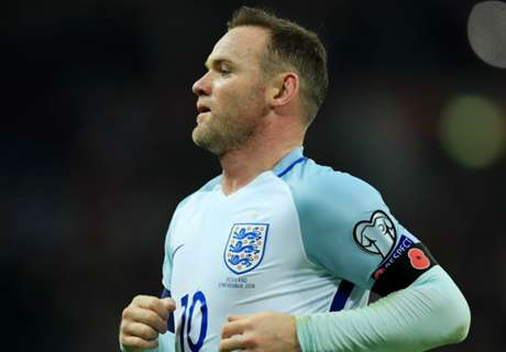Southgate explains dropping Rooney