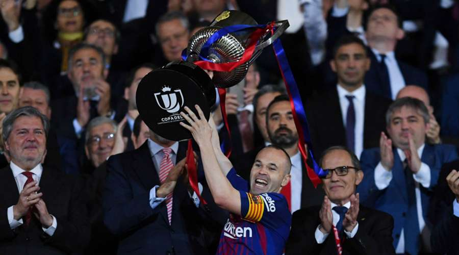 Don't go to China, come to Betis! - Setien lauds Barcelona legend Iniesta