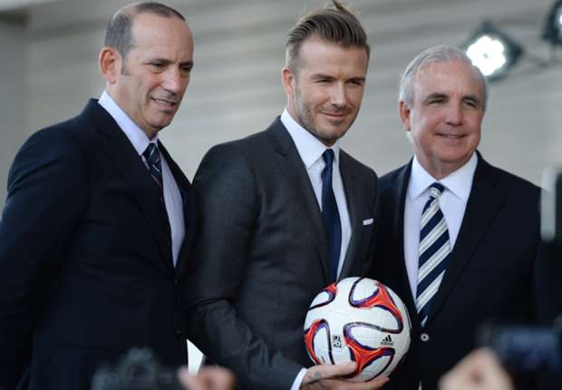 David Beckham hoping for waterfront stadium in Miami