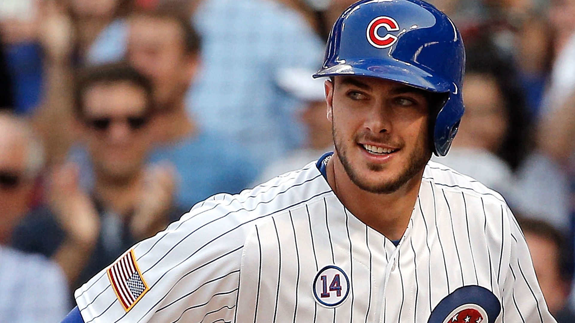 MLB Nightly 9: Kris Bryant blasts two homers in Cubs' win