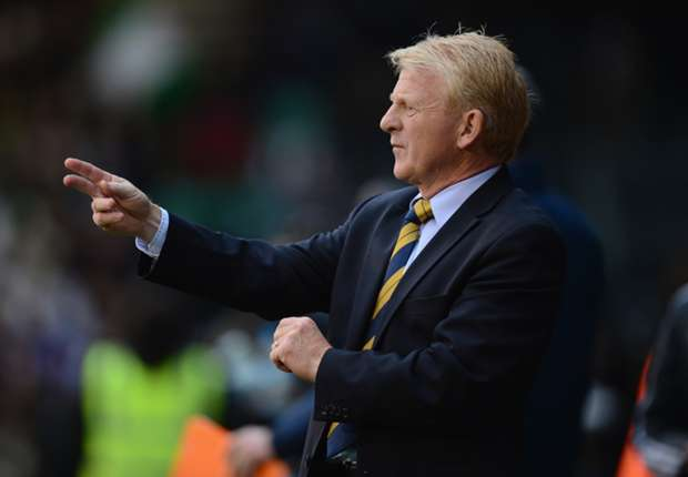 Strachan: Scotland not scared of Germany