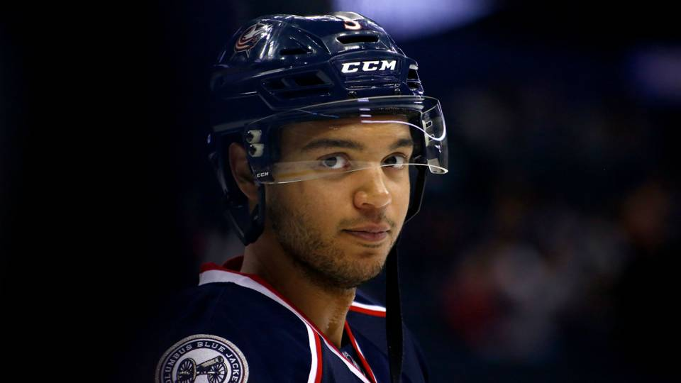 Blue Jackets' Seth Jones out 4-6 weeks with sprained knee