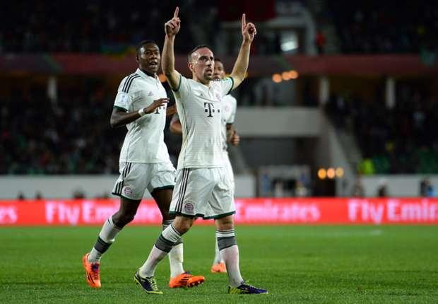 Franse sterspeler opnieuw van grote waarde voor Bayern