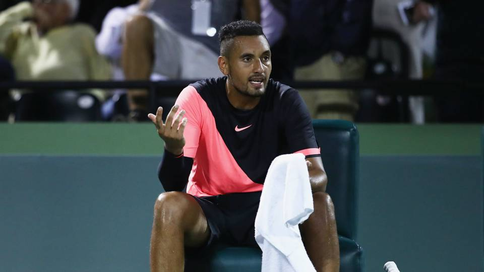 Nick Kyrgios Takes To Twitter To Give Injury Update Withdraws From