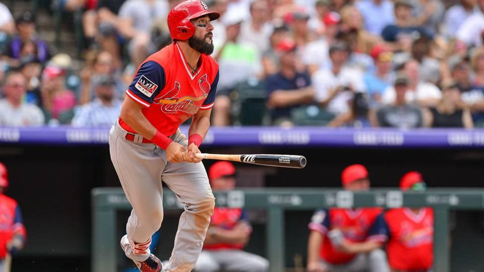 MLB wrap: Cardinals tally 16 hits, Matt Carpenter ties record in 12-3 win over Rockies
