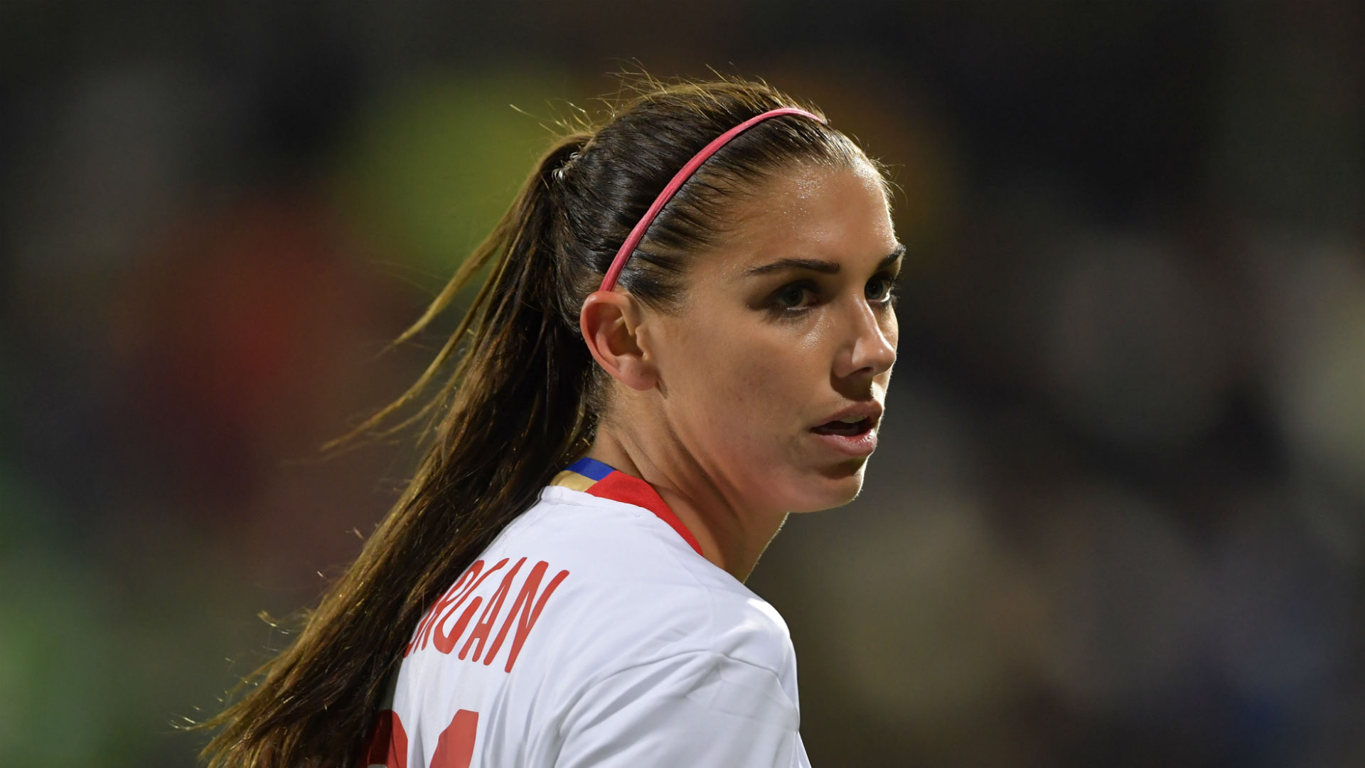Alex Morgan gets kicked out of Disney World for 'trespassing'