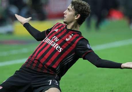 Beating Buffon stuns Locatelli