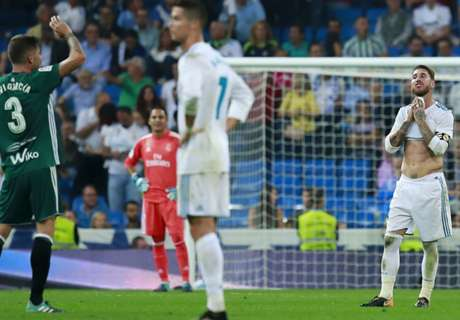 Sergio Ramos: It's a f*cking bad start