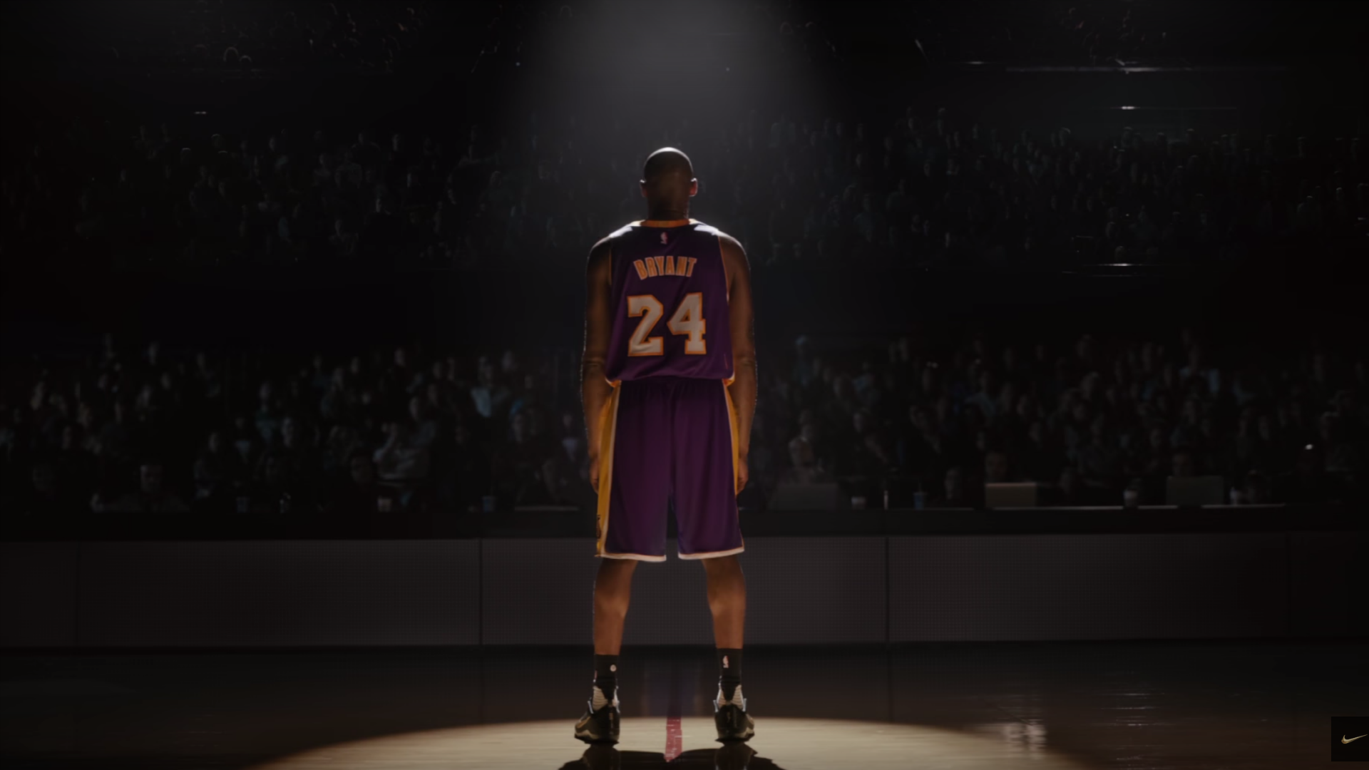 Kobe Bryant Orchestrates His Haters In New Nike Ad Nba