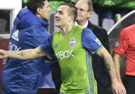 MLS: Morris fires Sounders to final