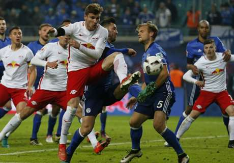 RB Leipzig back top thanks to own goal