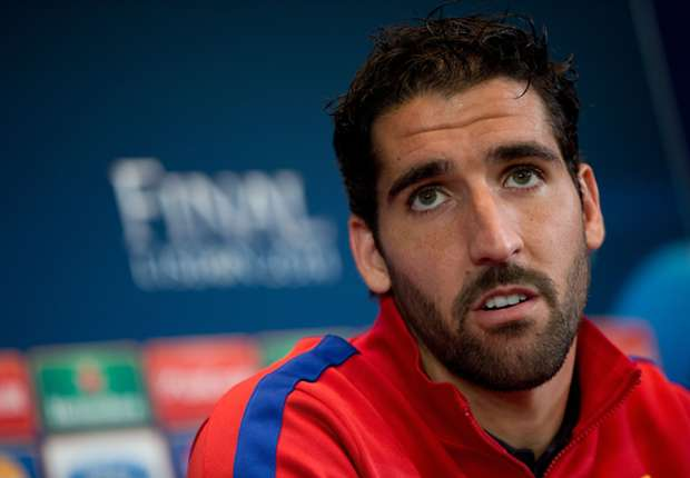 We have to stick to our style - Raul Garcia
