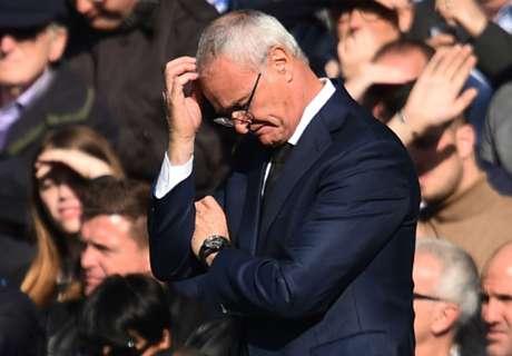 Ranieri: Kekalahan Ini Salah Saya