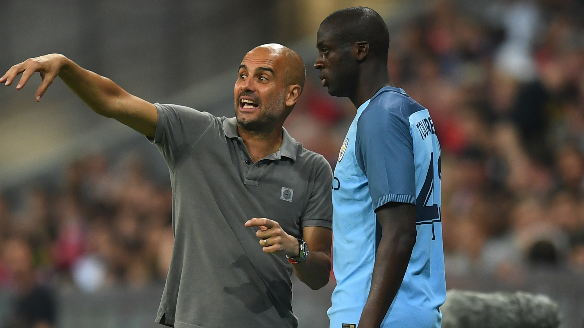 Time for Guardiola to settle on a regular Man City starting XI