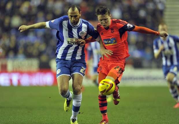 Wigan confirm Cardiff bid for Ramis