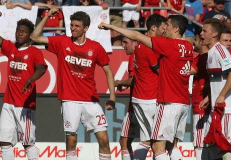 Pep: Bayern title for Heynckes