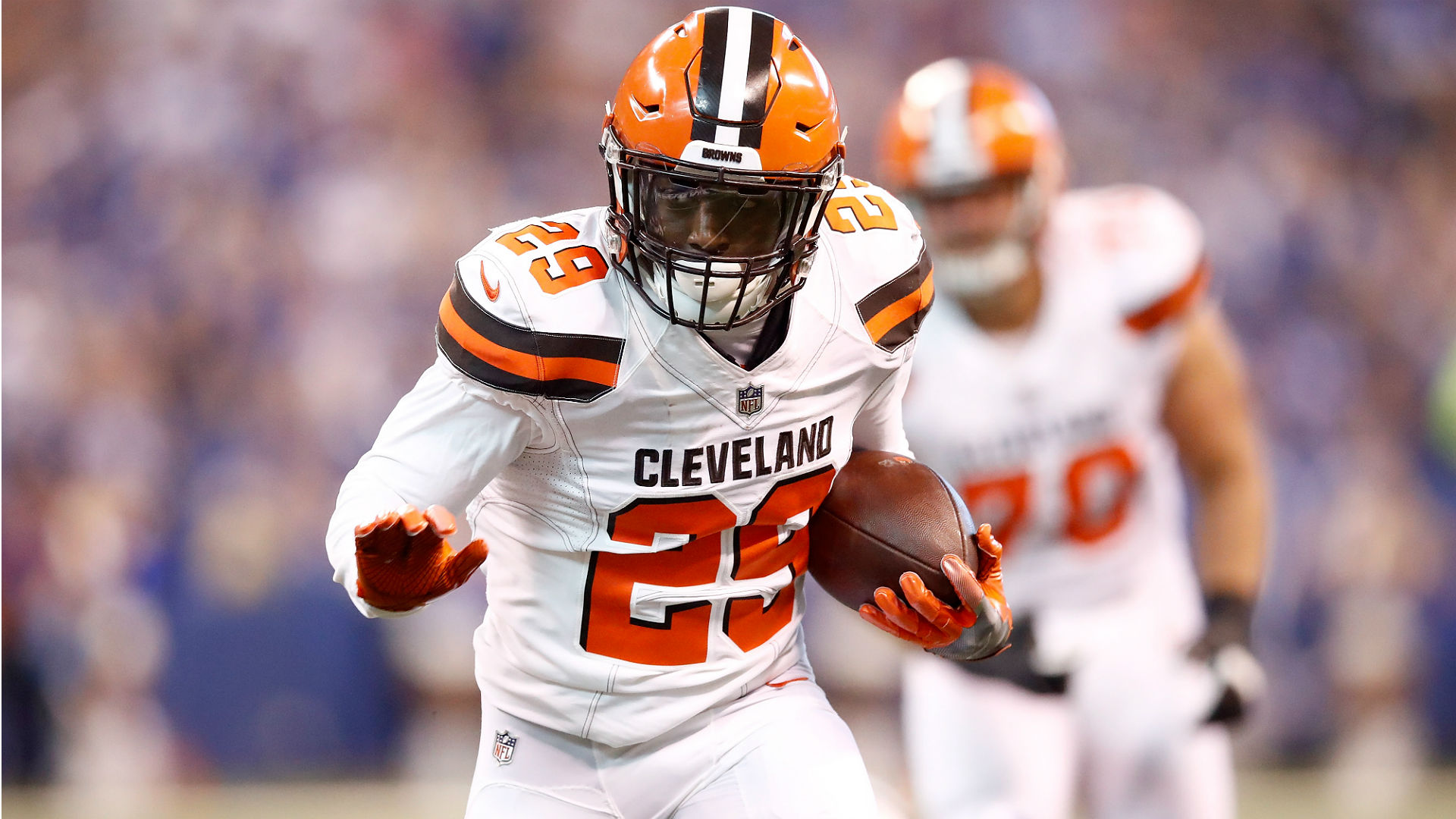 Browns RB Duke Johnson on his lack of touches: 'I can help this team win given more opportunities'