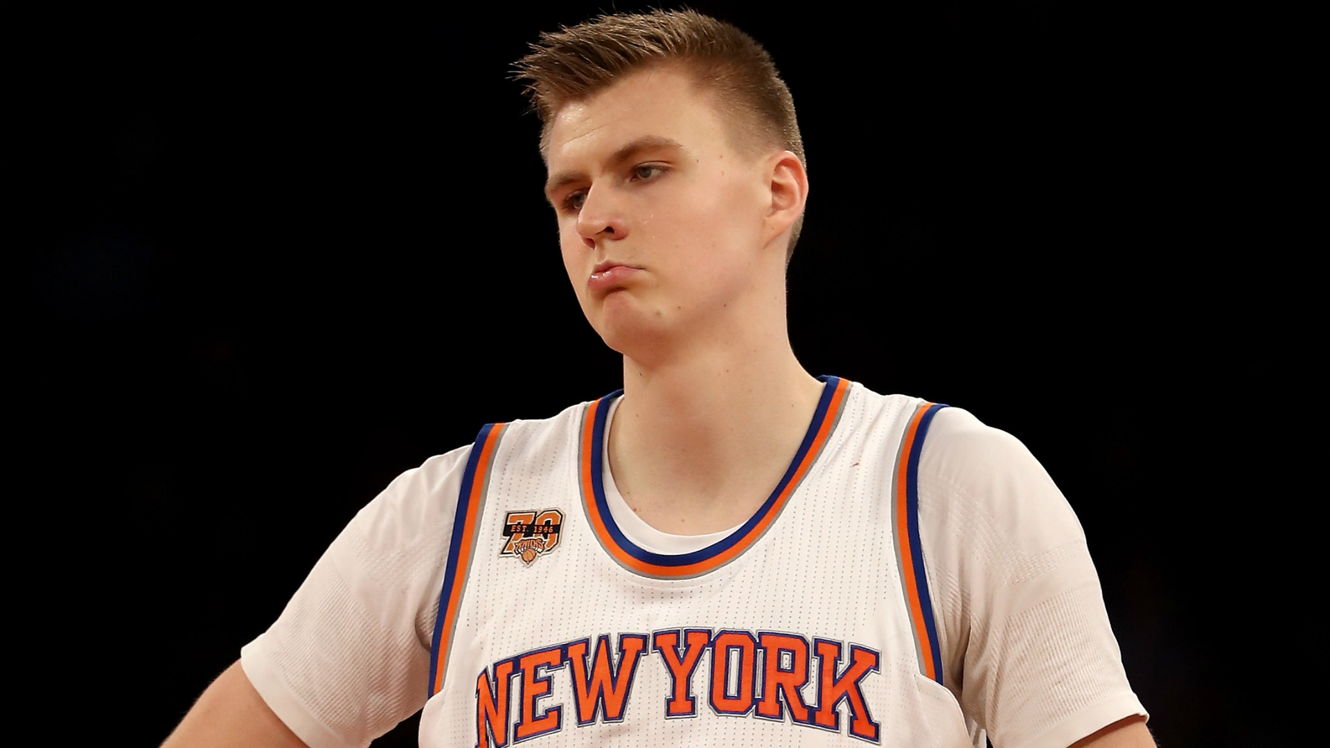 Jeff Hornacek will let Kristaps Porzingis learn by fire