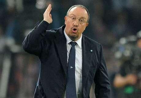 Rafa the Real deal, unlike Carlo & Mou